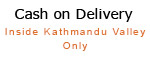 Cash on Delivery inside Kathmandu Valley Only