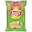 Lays Cream and onion